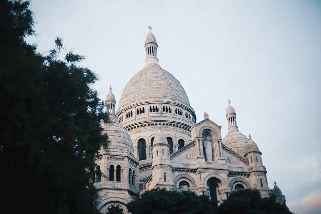 Visit to Montmartre in Paris