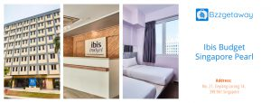 Ibis Budget Hotel Singapore Staycation